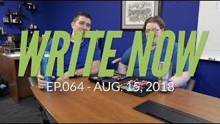 Write Now - Ep.064: Meet Crystal!