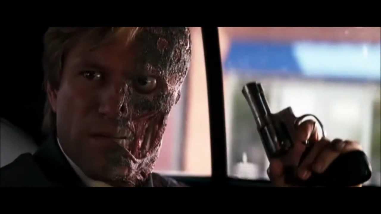 Batman The Dark Knight Car Wallpaper The Dark Knight Double Face Et Maroni Youtube