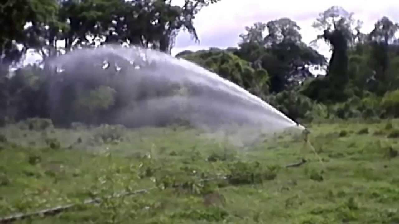 Aspersor de riego agricola rb 50 youtube - Aspersores de riego ...