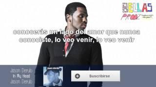 In my head - Jason Derulo (traducida al español)