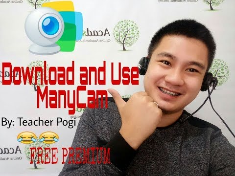 How To Download ManyCam Premium For Free And How To Use It 2019