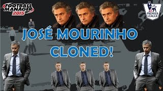 José Mourinho Cloned! | Football Manager Experiment