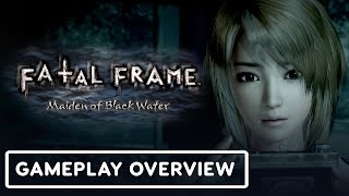 Fatal Frame: Maiden of the Black Water - Official Gameplay Overview Trailer