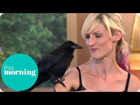 My Pet Crow Thinks I'm Its Mum | This Morning