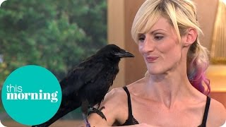 My Pet Crow Thinks I'm Its Mum | This Morning