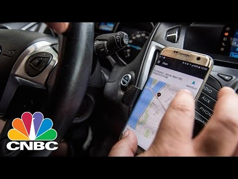 Uber's Next Big Bet: Big Business | The Pulse | CNBC