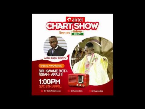 Sir Kwame Bota LIVE on Adom FM 2