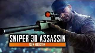 IBU AKU INGIN JADI SNAIPER! NAMATIN Sniper 3D #1 screenshot 4