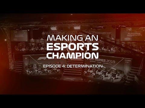 F1 Esports: The Making Of A Champion Episode 4   New Balance