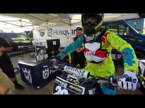 In the Moment with Ryan Sipes at Red Bull Straight Rhythm