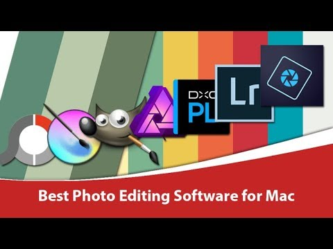 Best Photo Editing Software for Mac 2018 (Paid and Free Options)