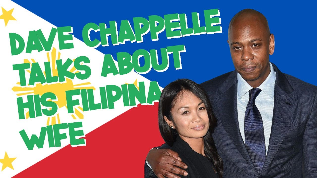 Who is dave chappelle asian wife remarkable