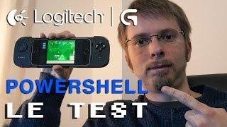 Test de la manette Logitech PowerShell pour iPhone 5/5S/SE