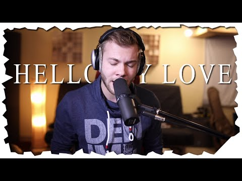 Hello My Love (Westlife) - A Cover By Daniel Aubeck
