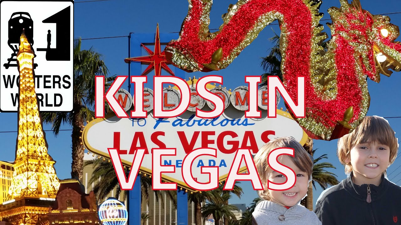 Should You Take Your Kids To Las Vegas Youtube