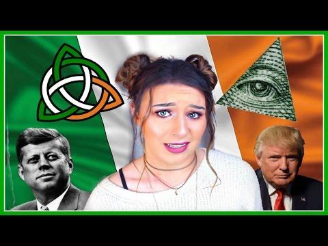 NEW IRISH CONSPIRACY THEORIES!!! | Tarabella