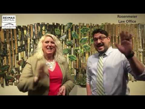 Quinn in the Community with Chris Brigman of Rosenmeier Law Office