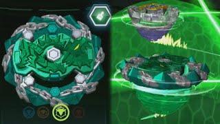NEW SHIELD KERBEUS K5 | Beyblade Burst Rise Hyper Sphere Mobile Game App