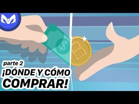 DONDE Y COMO COMPRAR BITCOIN Vol 2