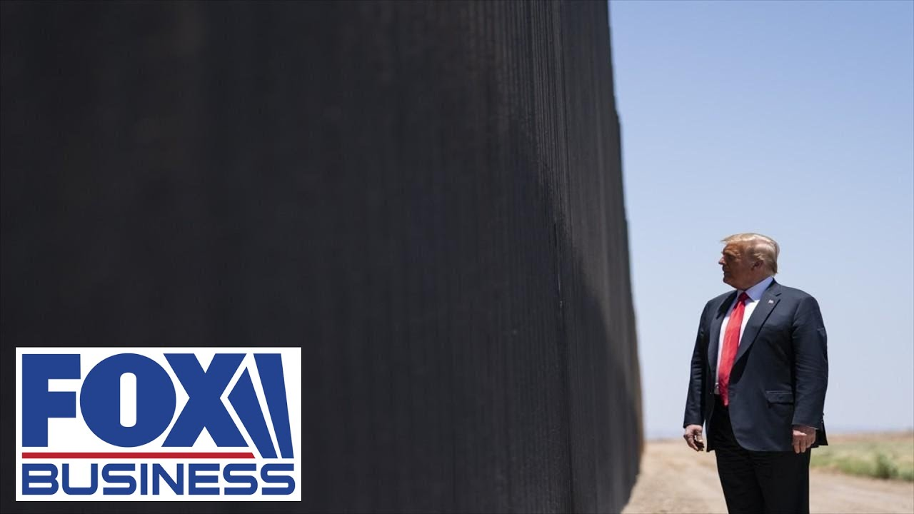 Border wall will reach 400 miles by end of year: Former acting ICE director