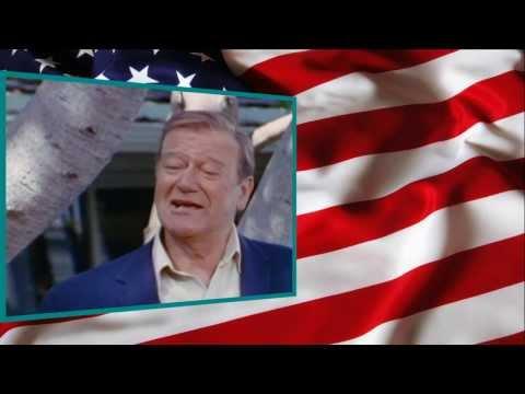 John Wayne American Legend