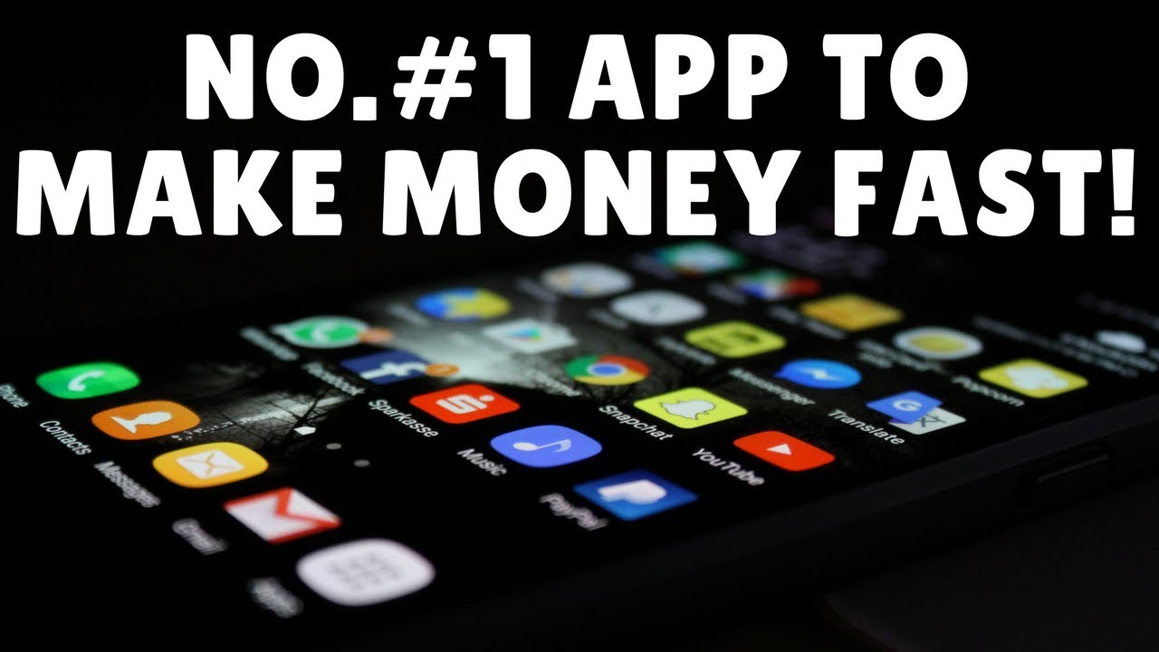 cryptocurrency make you money earn money fast apps
