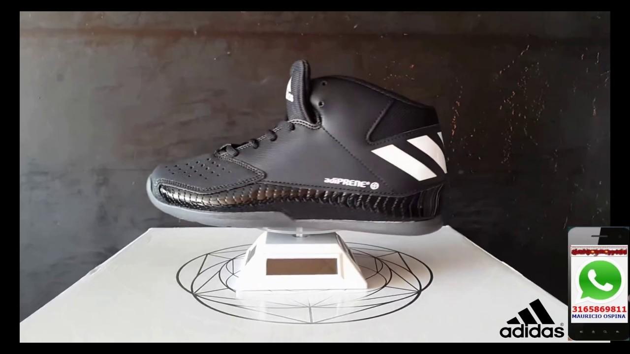 zapatillas adidas niño baloncesto