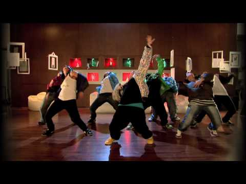 SOUL DANCE COMPANY - KRUMPING /CHOREOGRAPHER BY CRISTINA BURGOS