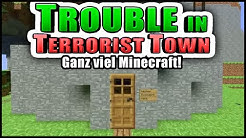 Minecraft Map, Juhu!!   Trouble in Terrorist Town! - TTT   Zombey