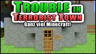 Minecraft Map, Juhu!! | Trouble in Terrorist Town! - TTT | Zombey
