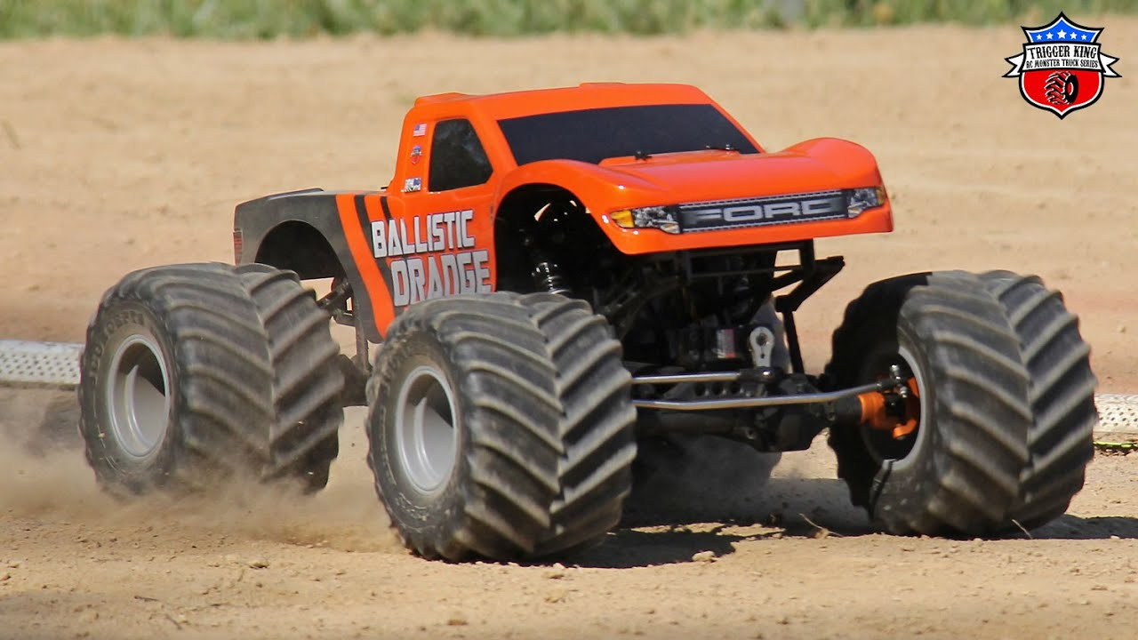 DIRT Pro Mod Racing Bracket #2 - Jun.14, 2020 - Trigger King R/C Monster Trucks