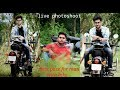 live photoshoot || Best pose for man with bike || man outdoor photoshoot || like a model