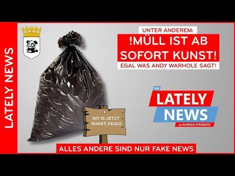 Nachrichten Aus Berlin, Bad Hersfeld, Rom & Nazareth   Die LATELY NEWS Vom 31. Januar 2020