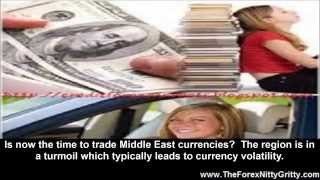 Trade Middle East Currencies