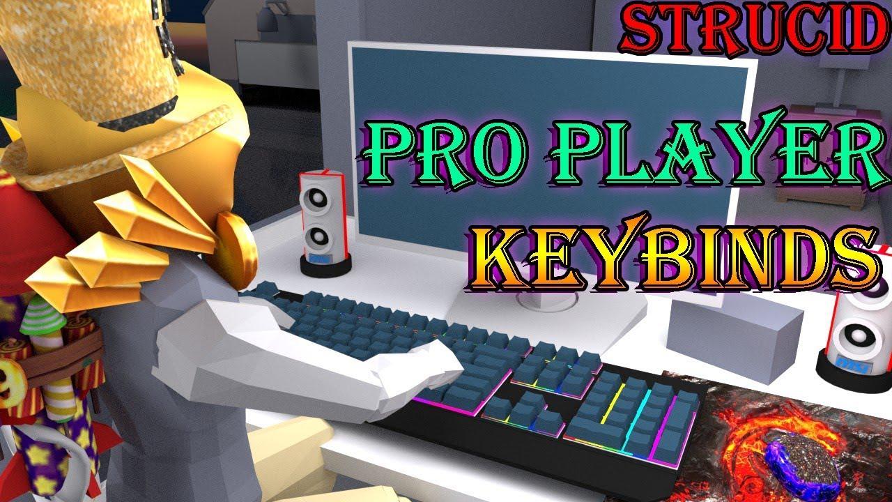 THE BEST STRUCID PRO PLAYER KEYBINDS / TIPS & TRICKS ...