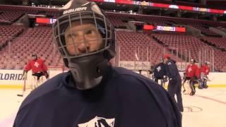 El Pres Goalie Challenge - Florida Panthers Tryout