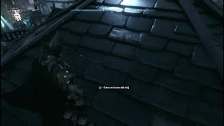 Batman arkham knight historia  plus