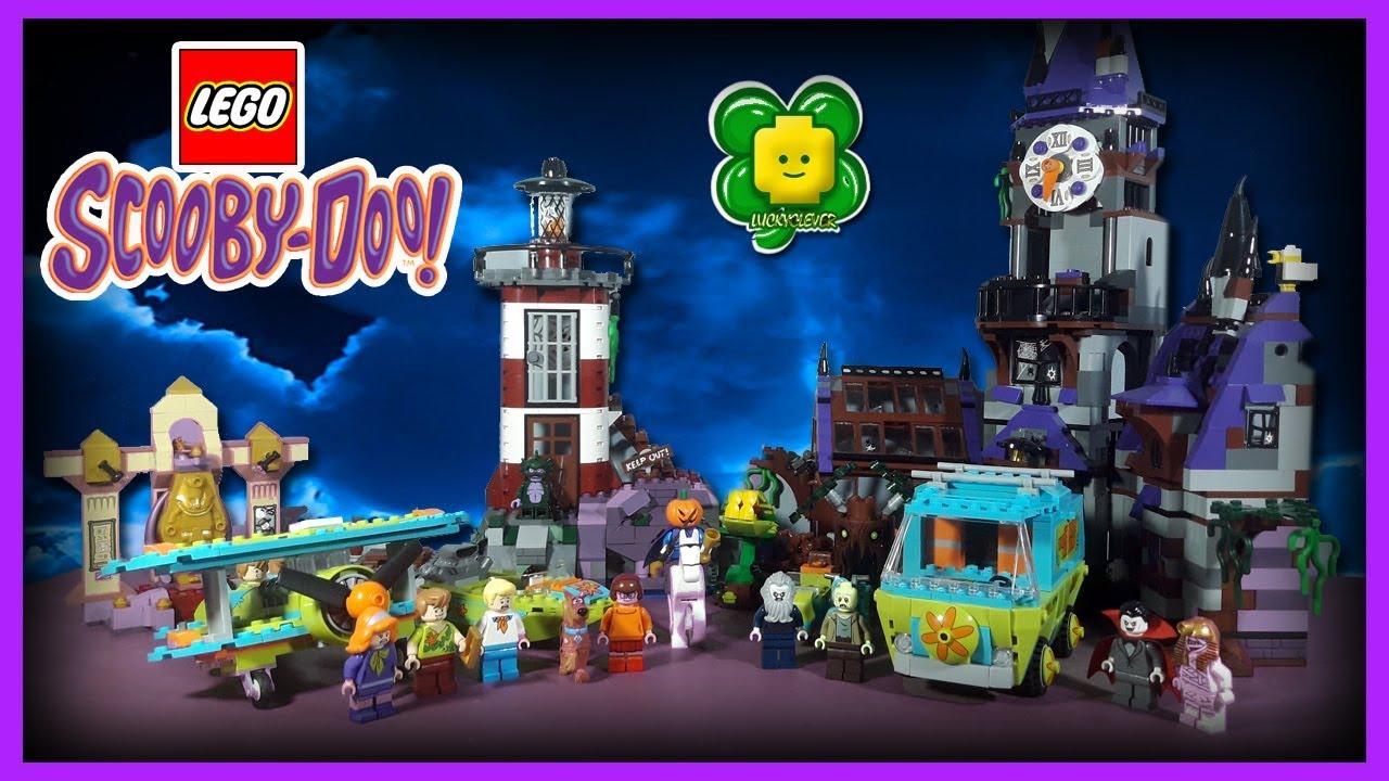 Scooby Doo Lego