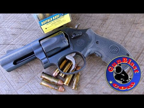 Shooting the Smith & Wesson Performance Center® Model 19