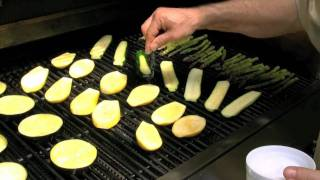 Grilled Italian Sausage & Vegetables Recipe