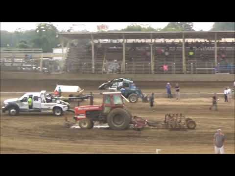 TERRY BROWN  RACING 18B MODIFIED HOT LAP  AUGUST 18, 2017 BELLE-CLAIR  SPEEDWAY