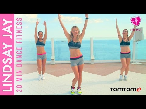 Ibiza Dance Fit with TomTom Spark