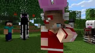 Minecraft Lớp học quái vật - Buổi học tán gái nhân ngày phụ nữ