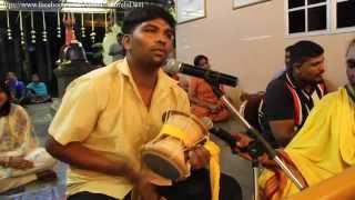 udukai bhajans at sri rudra veerama kaliamman alayam bestari jaya selangor malaysia