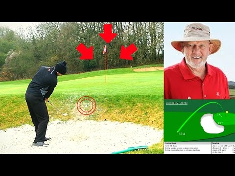 DAVE PELZ: SHORT GAME EXAM (Efficient Practice)