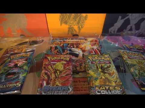 Huge Amazon Warehouse Fail! Mega Camerupt EX Premium Collection Box