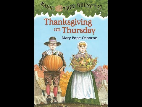 [READ] Magic Treehouse #27: Thanksgiving On Thursday