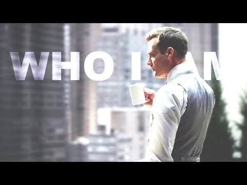 Harvey Specter - Who I Am | Suits