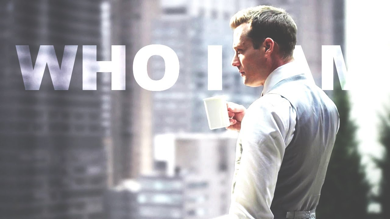 1920x1080 Wallpaper Quote Harvey Specter Who I Am Suits Youtube