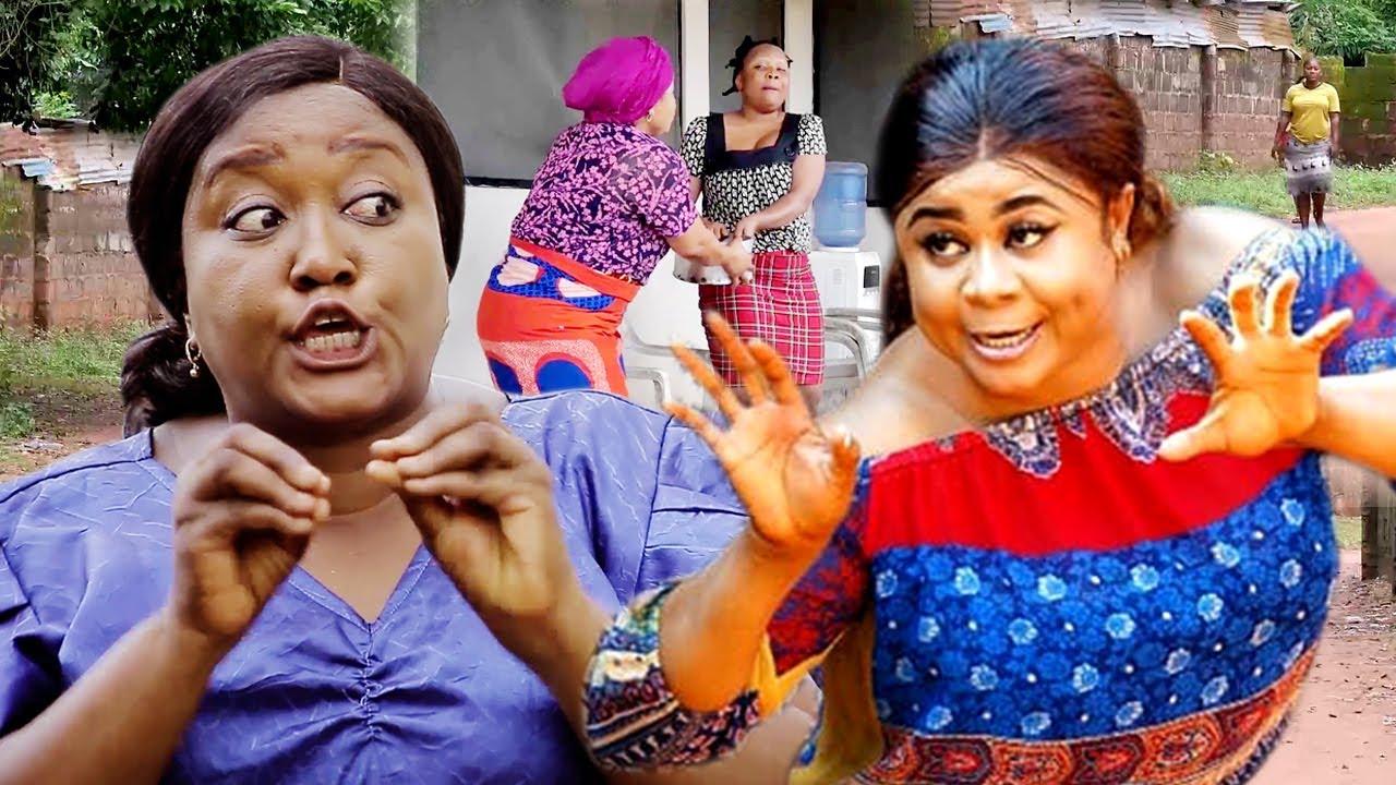 Download Daughter In-Law Against Mother In-Law Complete Season-Ebele Okaro/Uju Okoli 2020 Nigerian Movie
